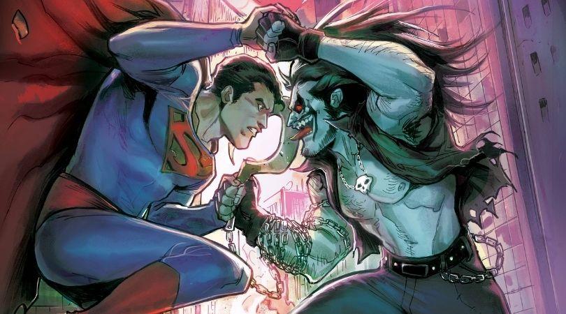 Superman vs Lobo #1 - But Why Tho