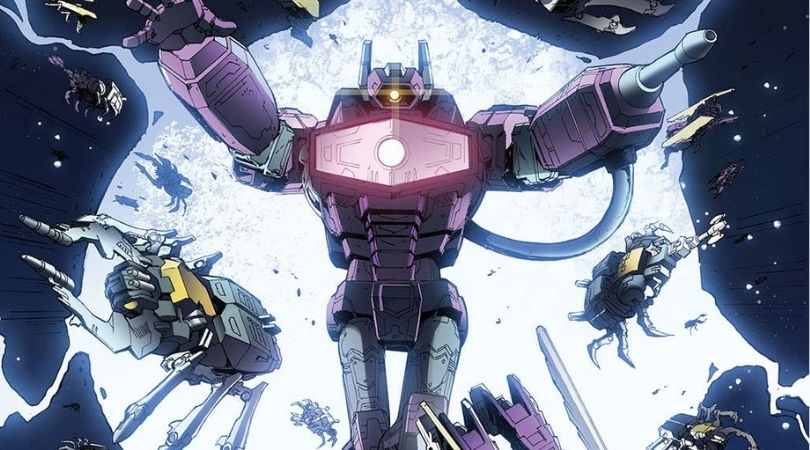 Transformers #34