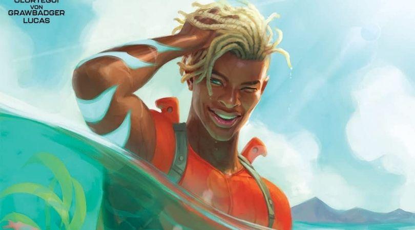 Aquaman The Becoming #1