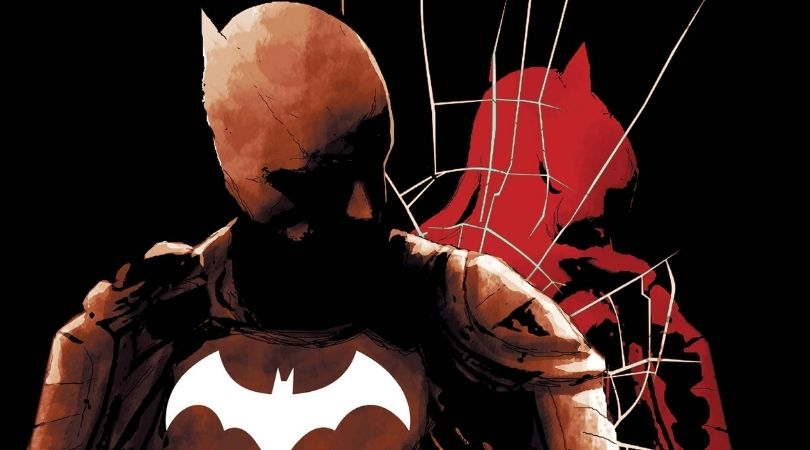 Batman The Imposter #1 - But Why Tho