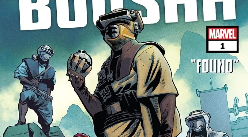 Boushh #1
