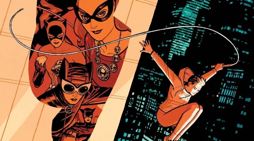 Catwoman Lonely City #1 - But Why Tho