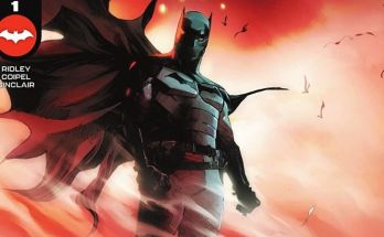 I Am Batman #1