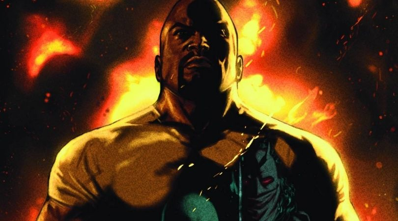 October 2021 Marvel Comics - Luke Cage City Of Fire #1 - But Why Tho