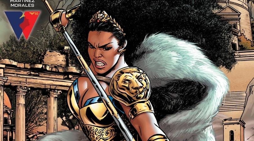 Nubia and the Amazons #1 - But Why Tho