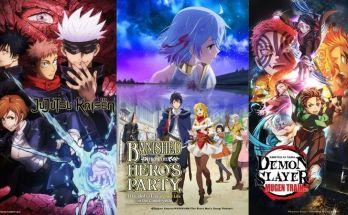 Fall 2021 anime