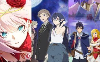 Fall Anime 2021