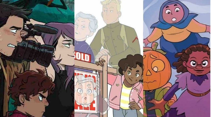 New Halloween Comics 2021 - But Why Tho