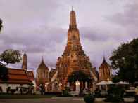 Wat Arun at 5pm