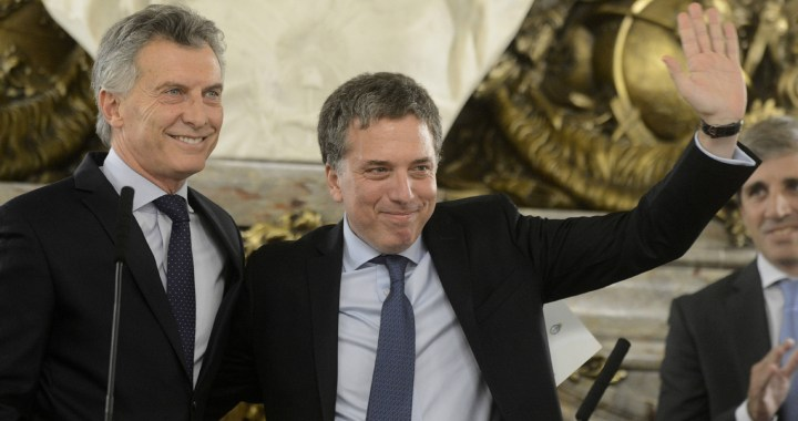 """Dujovne, el """"superministro"""" que gana poder en el gabinete económico del Gobierno"""