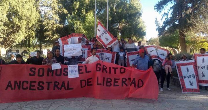 Macri en Cachi: los reclamos de comunidades indígenas y pequeños productores