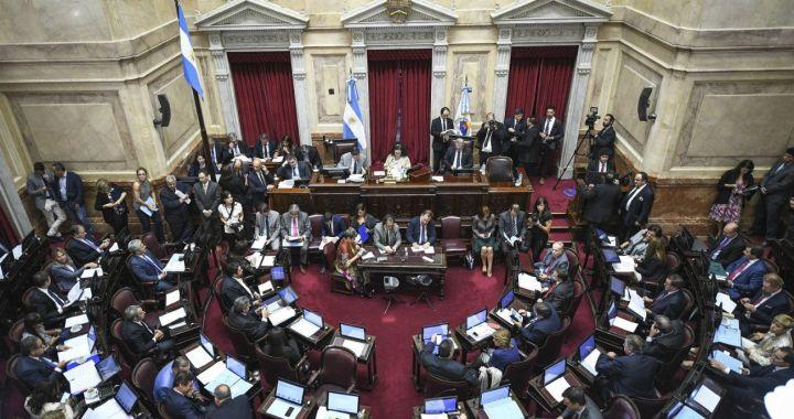 EN VIVO | El Senado debate si el aborto es Legal o Clandestino