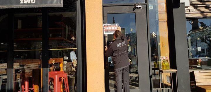 AFIP clausuró un local gastronómico por no emitir facturas