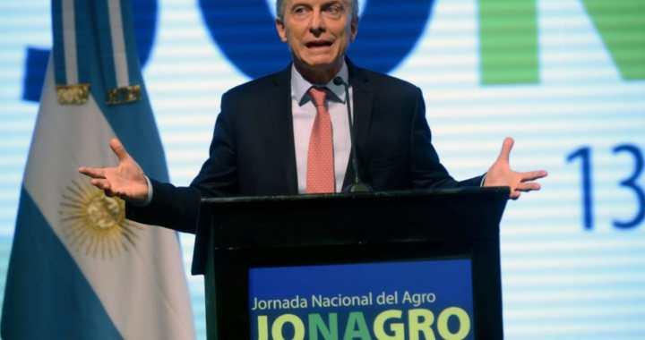 El millonario aporte de Vicentin en la campaña de Mauricio Macri