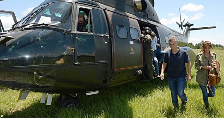 """""""Mirando el helicopterómetro"""""""
