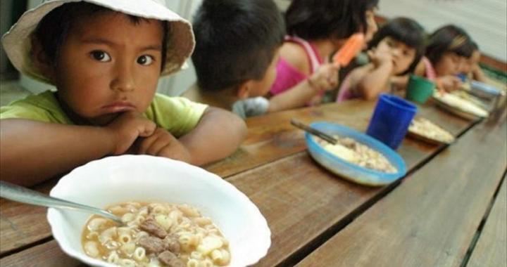 Por la crisis, más de 4.500 personas asisten a merenderos