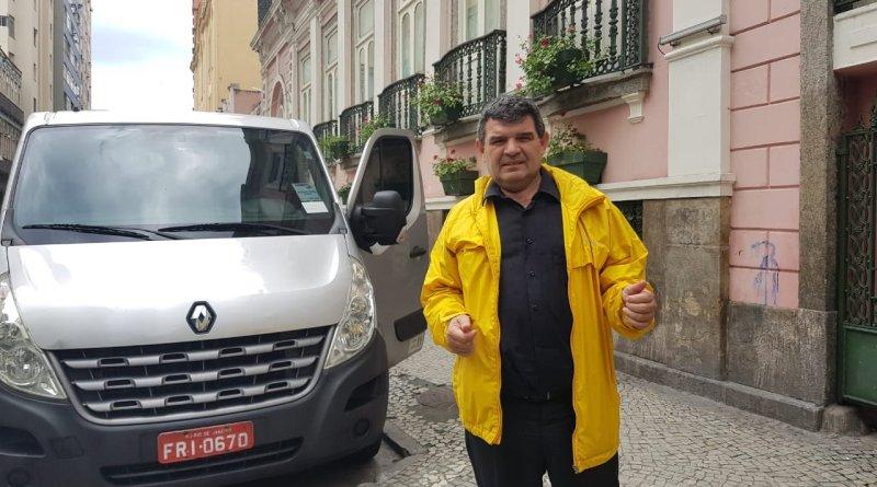 """Carlos Zapata: """"Olmedo y Nanni son los únicos candidatos que no están acusados de corrupción"""""""