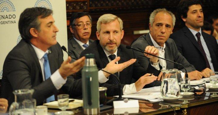 Con rebelión de algunos senadores, Cambiemos logró dictamen del Presupuesto