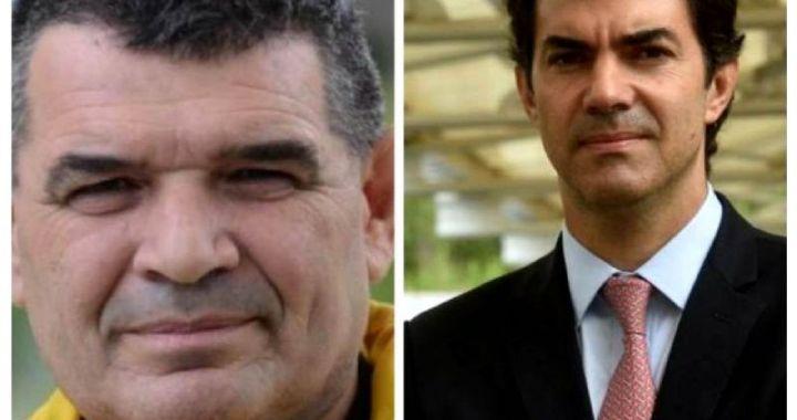 Amarillo Federal: Gustavo Saenz entre Olmedo y Urtubey