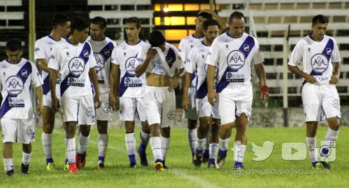 Juventud Antoniana dejó escapar tres puntos claves en Jujuy