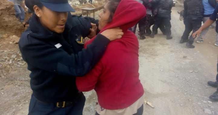 La represión a las comunidades de Cachi tiene razones políticas: Los beneficios de Urtubey