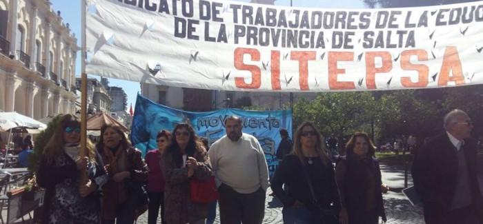 SiTEPSa no inicia las clases y suma denuncias contra la Junta