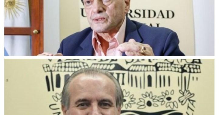 Elecciones en la UNSa: Víctor Claros versus Antonio Fernández por el Rectorado