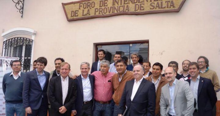 """Intendentes se reunieron a discutir sobre """"los medios de comunicación"""""""