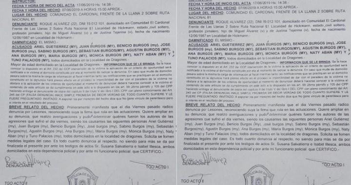 Comunidad wichí denuncia golpes y amenazas por un conflicto de tierras