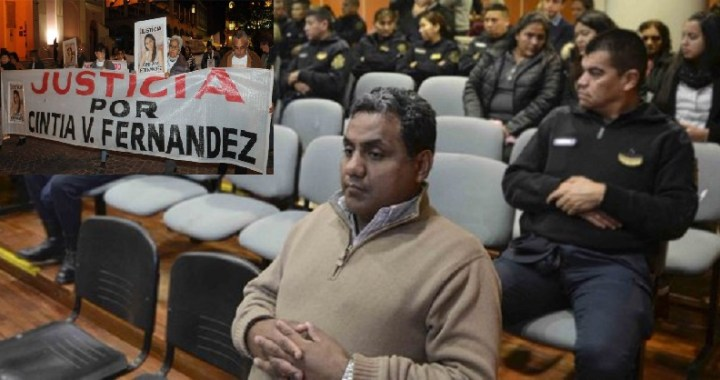 23 años de prisión para Mario Federico Condorí por el homicidio de Cintia Fernández