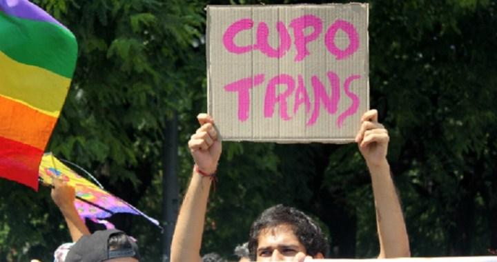 Derogar el artículo 114 y cupo trans, claves para la inclusión