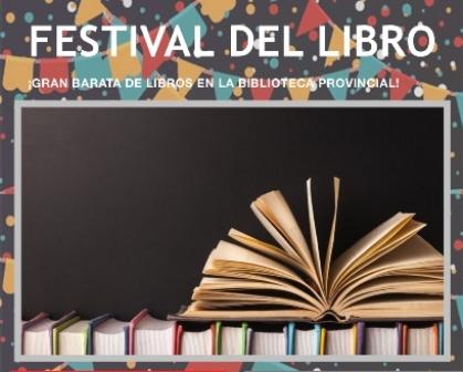 Festival del Libro: llévate todos los ejemplares que puedas por $100