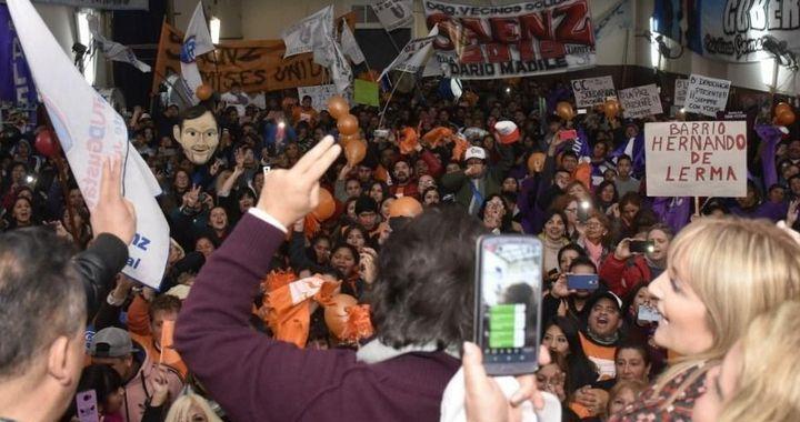Elecciones: Gustavo Sáenz será el nuevo gobernador de Salta