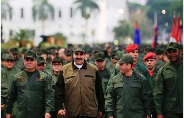Venezuela da inicio a ejercicios militares para defender se soberanía ante las amenazas de EE.UU.