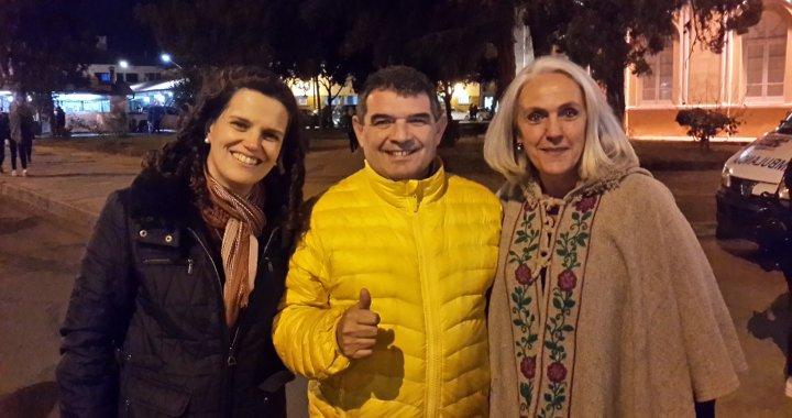 Interna Renovadora: Fiore apunta a Folloni por presión a la convocatoria electoral