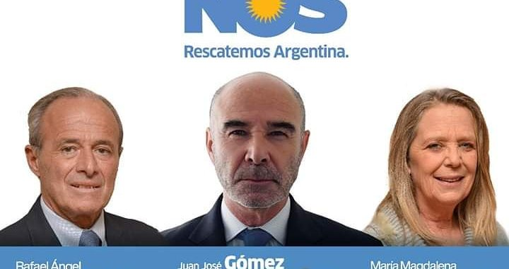 Ruptura en el Frente NOS: Cornejo bajó su candidatura por «desinteligencias»