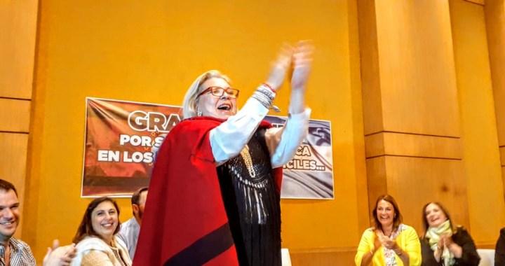 """Lilita Carrió propuso un """"feminismo alternativo"""": """"Si vos sos reina, sos inútil"""""""