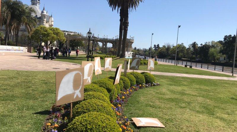 El Huaico: Abuelas de Plaza de Mayo tendrán un espacio verde en su honor