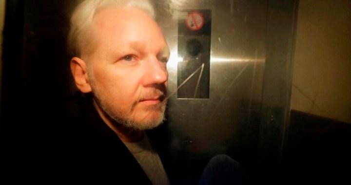 Suecia cierra el caso contra Julian Assange por supuesta violación