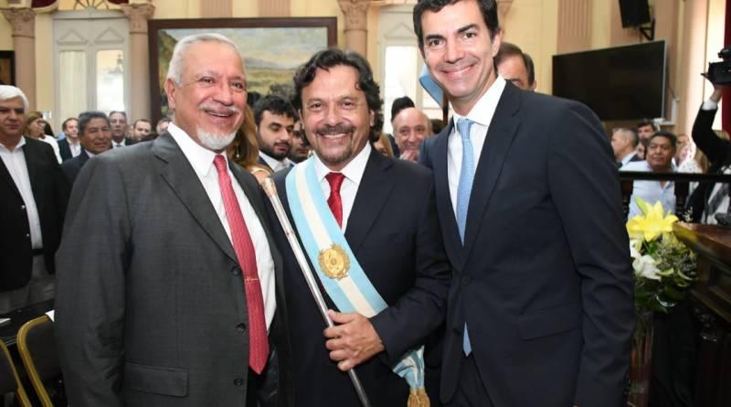 El Gabinete de Sáenz: macristas, romeristas, urtubeicistas y un militar