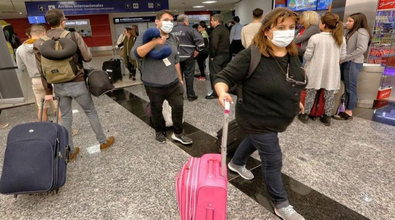 Coronavirus en Salta: Ya se detectó a los acompañantes del primer infectado