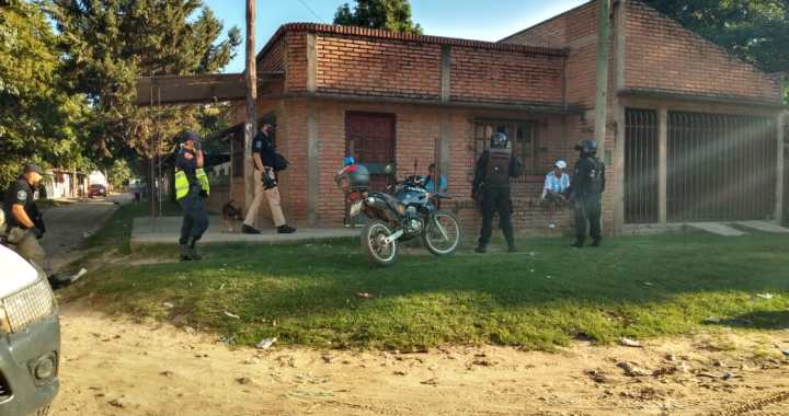 Yacuy: Rompió el aislamiento obligatorio para salir a robar y fue imputado