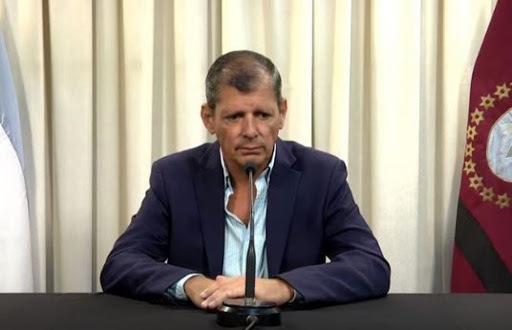 El ministro Pulleiro detalló en el Senado la política de seguridad de la Provincia