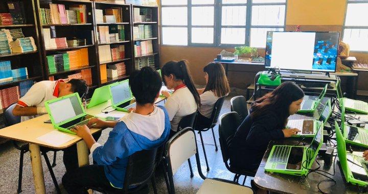 Aprender Conectados: con atraso, Salta avanza en la conformación del equipo