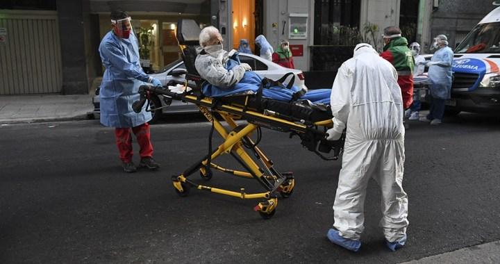 Suman 314 las víctimas fatales y 6.278 los contagiados desde el inicio de la pandemia