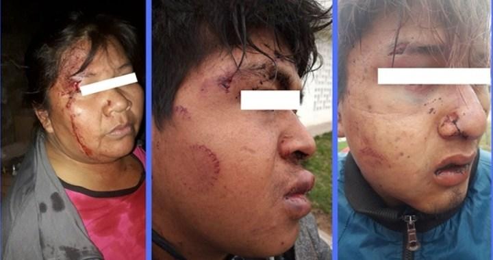 Policías de Chaco torturan y violan a mujeres de la comunidad QOM: fueron desplazados