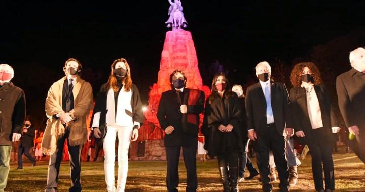 Sáenz en homenaje a Güemes: «Tenemos que estar más unidos que nunca»