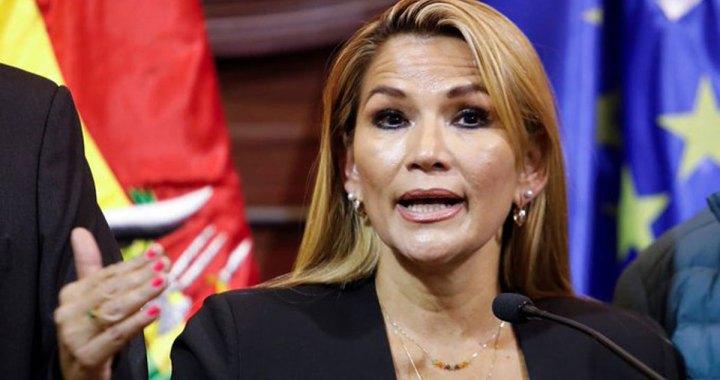 Bolivia: la dictadora Añez se baja de las elecciones presidenciales