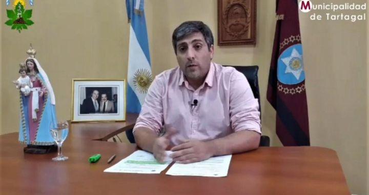 Tartagal: Mimessi cortó pauta a periodista que criticó la gestión Covid-19