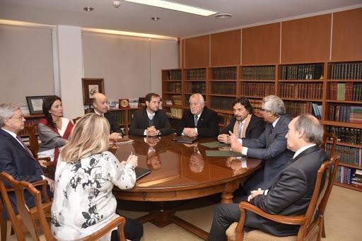 La Corte de Justicia define si el Decreto de Sáenz es inconstitucional